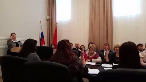 Заседание СПбИК 2016-04-21