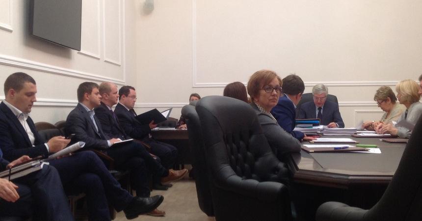 Заседание СПбИК 2016-05-31