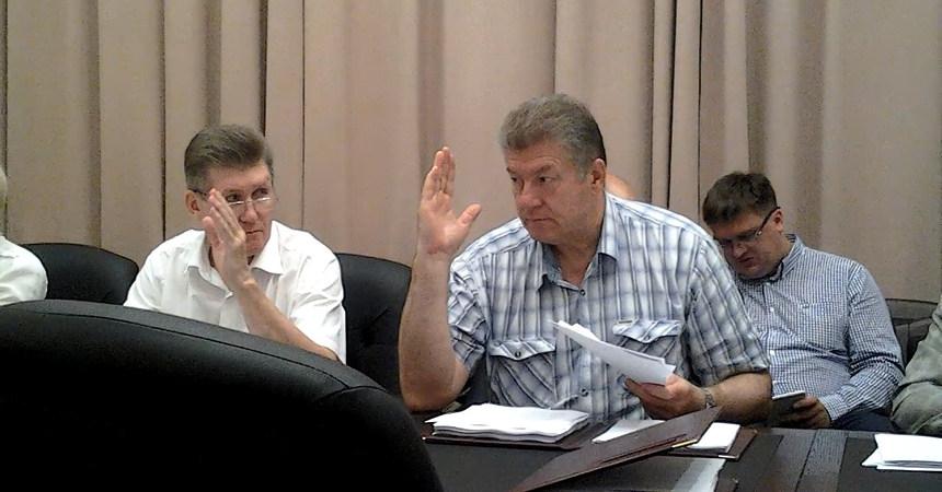 Заседание СПбИК 2016-06-30