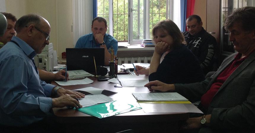 Заседание ТИК № 22 СПб 21 июля 2016 года
